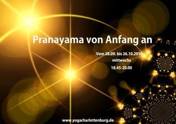 Pranayama in Berlin, Yoga